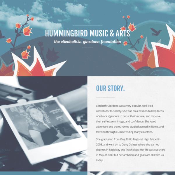 hummingbird music & arts | home