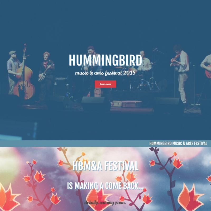hummingbird music & arts | festival