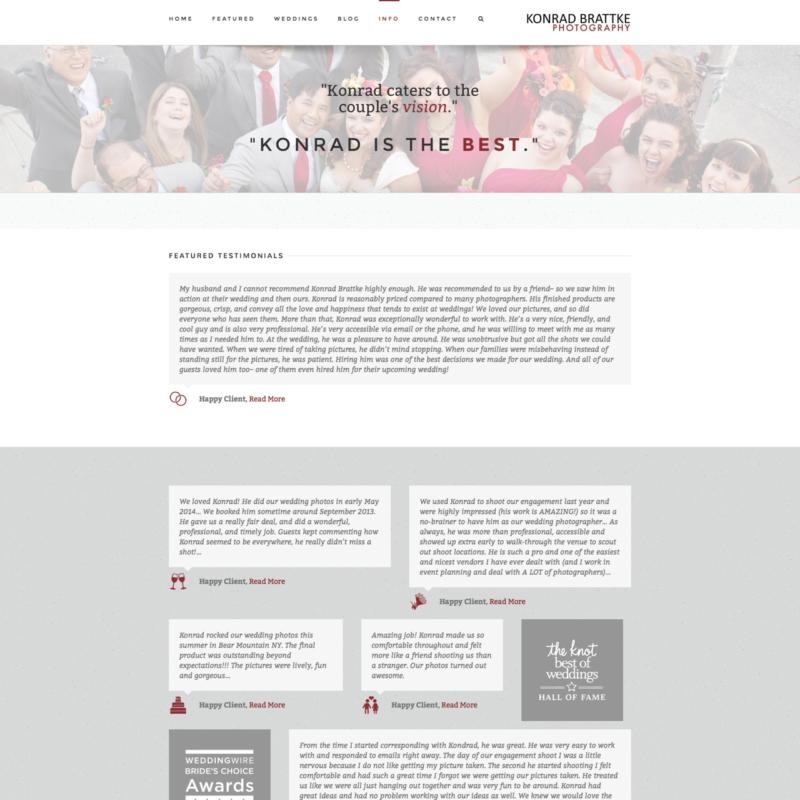 testimonials | konradbrattkeblog.com