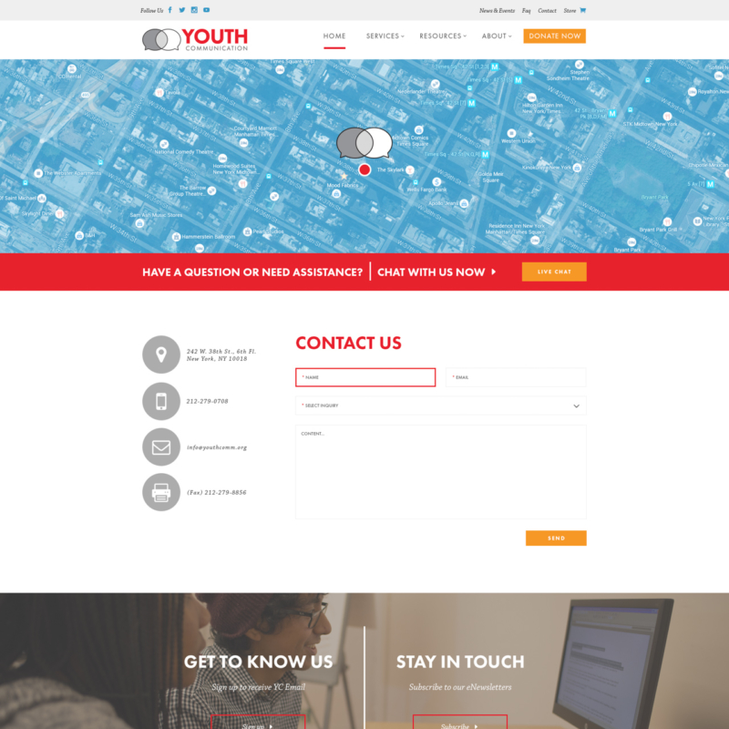 youthcomm.org | contact