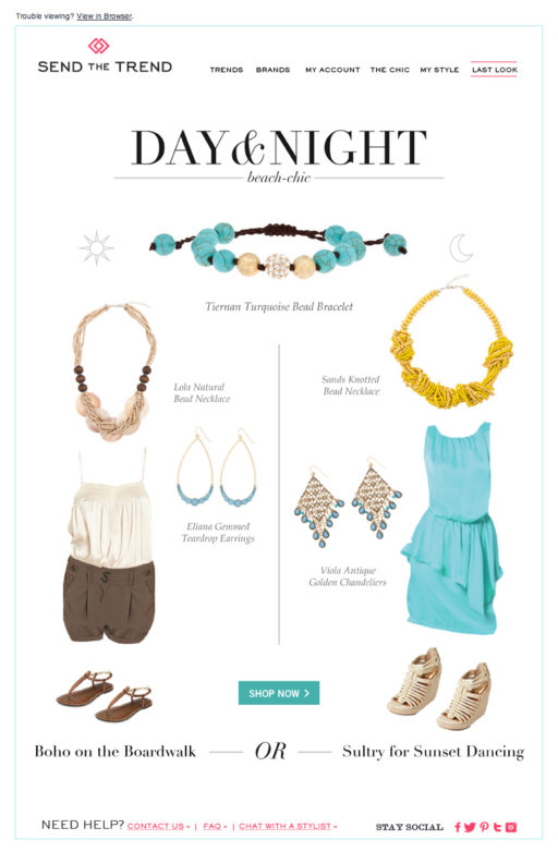 Day & Night Email